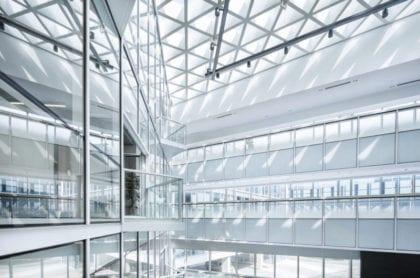 Moderna Kontorslokaler i Stockholm stad