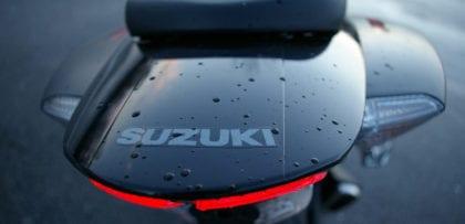Suzuki motorcykel